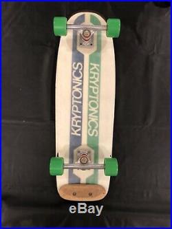 Kryptonics Foam Core Skateboard