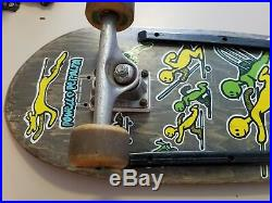 Lance Mountain Skateboard Doughboy Future Primitive 1991 Powell Peralta Venture