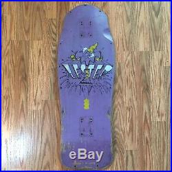Lester Kasai Skateboard Vintage 1985 Lester Clown