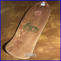 Limited Santa Cruz X Jason Edmiston Slasher Reissue Skateboard
