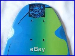 NOS 1987 G&S Chris Miller Skateboard Deck Vintage