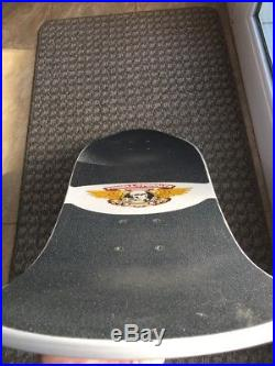 NOS 1989 Original Powell Peralta Steve Saiz Skateboard Not A Reissue! Greatcond