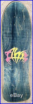 NOS Alva Fred Smith III Loud One Skateboard Deck Old School Vintage Powell