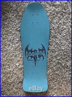 NOS Magnusson Designs H-street Tony Magnusson Hell Concave Vintage Skateboard