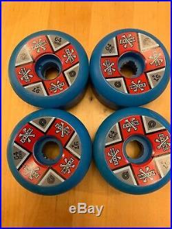 NOS Powell Peralta Cross Bones 64mm 97a Skateboard Wheels