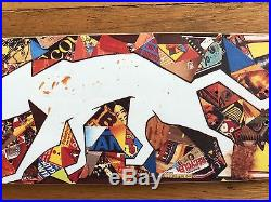 NOS Ray Barbee the Firm wolf Collage slick Bones Brigade Powell Peralta