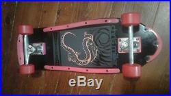 NOS Vintage G&S Chris Miller Mini complete skateboard with Motobilt & G-Bones -NEW