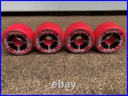 NOS Vintage Pink Powell Peralta T-Bones 95A Skateboard Wheels G Original