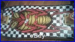 NOS Vintage Powell Peralta Bug XT boneite complete skateboard NEW