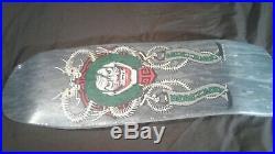 NOS Vintage Powell Peralta Steve Caballero Mask skateboard deck -NEW in shrink