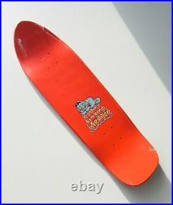 Natas SMA Santa Monica Airlines Santa Cruz Burrito Breath Skateboard Deck