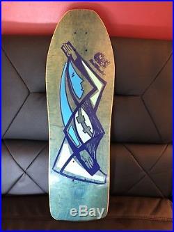 Neil Blender Picasso 80s Original Rare Vintage G&S 80s Skateboard NOS