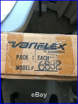New 1987 Variflex Enjoy Coke Max Headroom Catch The Wave Skateboard
