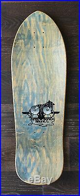 Nos Natas Kitten Vintage Skateboard Deck Santa Cruz Sma Mint