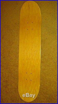 Nos Vintage 1997 Acme Skateboard Deck Avengeline And Glory Brand New Sealed