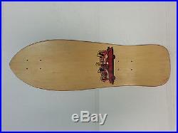 Nos skateboard deck circle a ricky winsor
