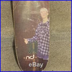 OG New Deal Neal Hendrix Slick Skateboard