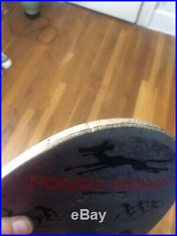 OG RARE Powell Peralta Lance Mountain FP Early XT. Pre-XT Top Logo