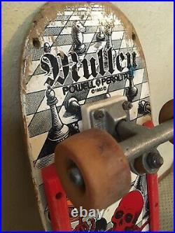 OG VINTAGE Rodney Mullen Powell Peralta Complete Skateboard