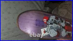 Og Ray Barbee Hydrant Deck Powell Peralta Ragdoll Vintage Skateboard