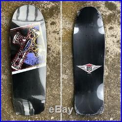 Old School NOS Powell Peralta Ray Underhill Cross Skateboard Deck VINTAGE