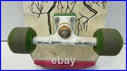 Original 1980s SIMS Jeff Phillips Break Out Pro Model Skateboard