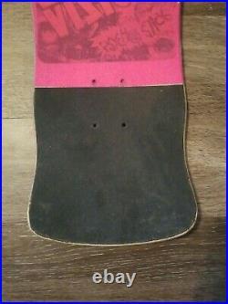 Original 80s Vision Psycho Stick Skateboard Og