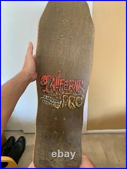 Original California Pro Skateboard