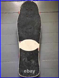 Original Tony Hawk Powell Peralta 1983 Chicken Skull Skateboard Vintage