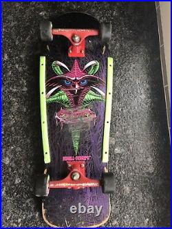 Original Tony Hawk Powell Peralta Bird Claw Skateboard Not A Reissue RARE