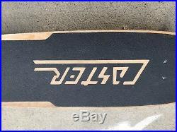 Original Vintage 1970s Caster Skaterboard