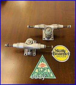 Original Vintage Gullwings Pro IV HPG Trucks Sims ACS Variflex Kryptonics G&S
