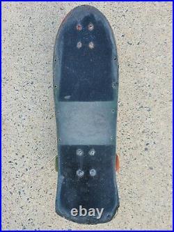 Original Vintage Powell Peralta Lance Mountain 80s Skateboard. Bones Brigade