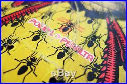 POWELL PERALTA #TEAM BUG VINTAGE SKATEBOARD DECK (1988) OG No Reissue