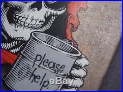 Powell Peralta Blind Ripper Team deck! Original 1991