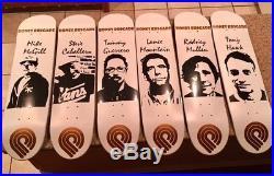 Powell Peralta Bones Birgade Tribute Set of Skateboard Decks
