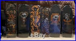 Powell Peralta Bones Brigade Series Four Full Set Of 6 Tony Hawk- Mullen