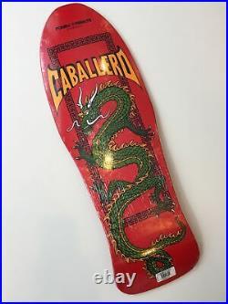 Powell Peralta Chinese Dragon Steve Caballero Old School Reissue Skateboard Deck