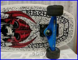 Powell Peralta Complete skateboards 80's Per Welinder Nordic skull