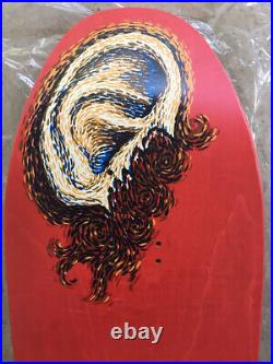 Powell Peralta Frankie Hill Ear Vintage NOS Skateboard Deck