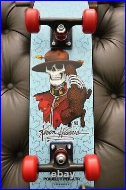 Powell Peralta Kevin Harris Mountie Complete Skateboard
