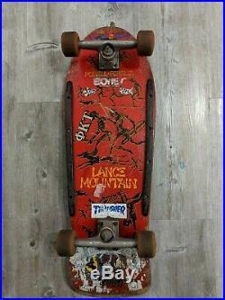 Powell Peralta Lance Mountain Future Primative Skateboard complete