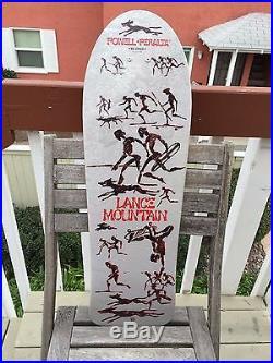 Powell Peralta Lance Mountain Skateboard Future Primitive