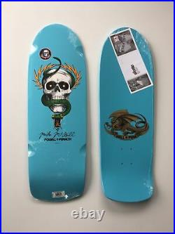 Powell Peralta Mike McGill Reissue Skull And Snake Old School Skateboard Deck