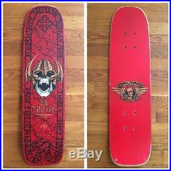 Powell Peralta Per Welinder Freestyle Skateboard Vintage Deck Bones Brigade