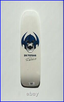Powell Peralta Reissue Per Welinder Nordic Skull Freestyle Old School Skateboard