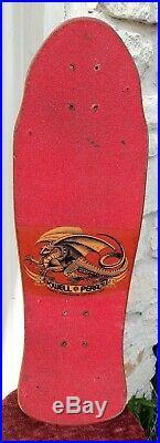 Powell Peralta Steve Caballero XT 1987 Bonite Vintage Skateboard Beamer VTG USA