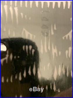 Powell Peralta Steve Saiz Skateboard Deck From 1989! NOS! Still In Plastic