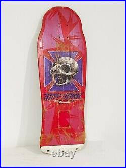 Powell Peralta TONY HAWK OG 1980s Vintage Skateboard Bones Brigade Birdhouse