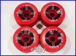 Powell Peralta T-Bones Tony Hawk Vintage Pink OG 95A 1980s Skateboard Wheels